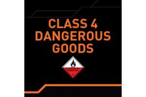 Class 4 Dangerous Goods Cabinets