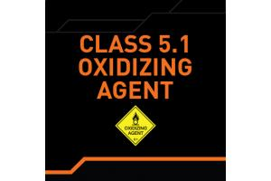 Class 5.1 Oxidizing Agent Cabinets