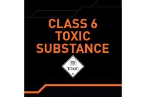 Class 6 Toxic Substance Cabinet