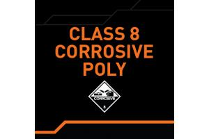 Class 8 Corrosive Poly Cabinet