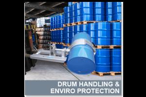 Drum Handling and Storage