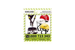 Edelrid Industrial Safety Harness