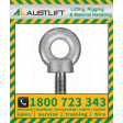 10mm, Eye Bolt With Collar - BS4278, Metric Threads(603010)