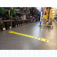 1.5m Keep Your Distance Please Stand Here Floor Graphic 1500 x 150mm (5922FG)