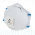 3M P2 Cupped Particulate Respirator with valve 8322 -Pk10,Respiratory Products. NO Confirmed ETA
