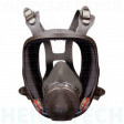 MEDIUM 3M Full Face Mask Reusable Respirator 6800 Respiratory Protection- Mask Only