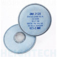 3M GP2 Particulate, Ozone & Nuisance Level OV/AG Disc Filter (2128/10)