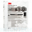 3M GP2/GP3 Particulate, Ozone & Nuisance Level OV/AG Disc Filter (2138) Pk-2