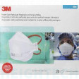 Pk-20 3M 1870+ Flat Fold Particulate Respirator & Surgical Mask 1870+ N95/P2 with Fluid Resistance