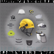 petzl helmet accessories