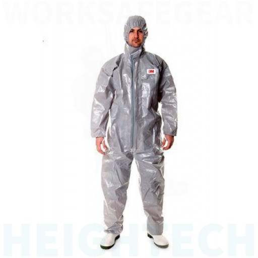XXL Protective Coverall Grey 3M (4570)