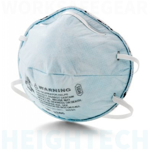 (Box of 20) 3M P2 Particulate & Nuisance Acid Gas Respirators (8246)