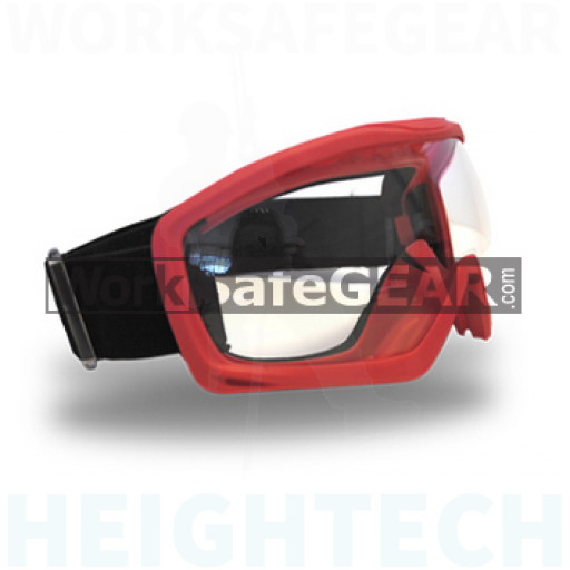 Medical & Worksite CLEAR Lens Inferno High Temperature Rated Goggle