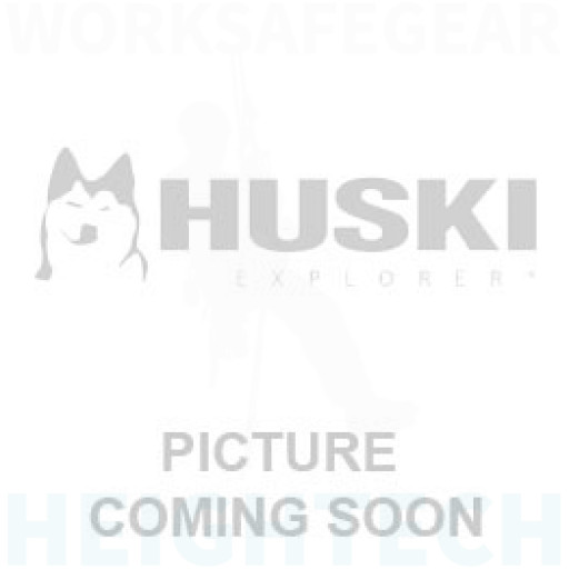 Huski Large Traffic Vest Reversible Safety Yellow/Navy (918132)
