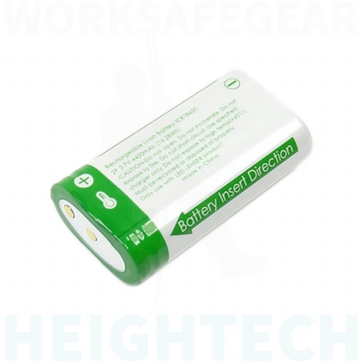 Ledlenser Battery for Updated H14R.2 (18650 1s2p)