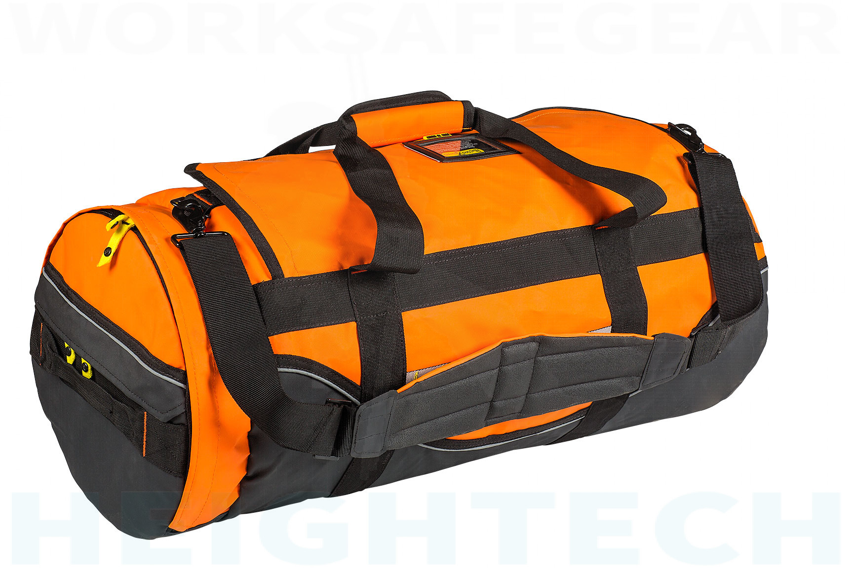 Purchase MEDIUM Rugged Xtremes Orange PVC Duffle Bag (RX05D118PVCOR) online today. Afterpay and
