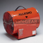 Allegro 12 High Output Axial Blower (9509-50-WSG)