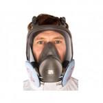 Medium 3M P3 Full Face Respirator Mask 6800 + 2138 Filters