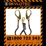 Skylotec SKYSAFE PRO FLEX Y Rated 50 - 140 kg (L-AUS-0595-1,8)
