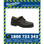 Blundstone Style 780 Black Leather Lace Up Executive Safety Shoe
