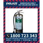 Pratt Portable Eye Wash 9L (SE50P)