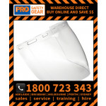 Prochoice Clear Polycarbonate Visor to fit BG & HHBGE