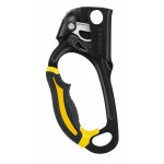 Black/Yellow Petzl Left Handed Ascension (B17ALA)
