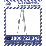 IKAR Confined Space Entry Rescue 3 Person Tripod DB-A3