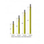 DuraHoist Mast Extensions (21,33,45,57 inches)