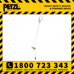 Petzl Grillon MGO Work Positioning Lanyard with MGO connector (L052DA)