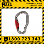 Petzl Vertigo Twist-Lock Carabiner For Progression Lanyard (M40ARLA)
