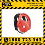 Petzl RESCUE 36kn Rescue Hauling Pulley (P50A)