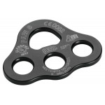 Small Petzl Black Tactical Paw Rigging Plates P63-NS 36kN
