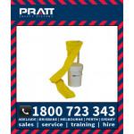 Emergency Shower Test Sock & Receptacle (SE950)