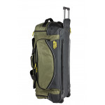 Rugged Xtremes LARGE Canvas Wheeled FIFO Transit Bag (RX05C131W)