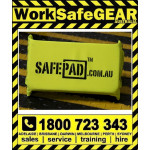 Safepad ORIGINAL protection pads covers 260x140x50mm