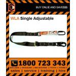 LINQ 2m Shock Absorbing Single Leg Adjustable Lanyard (WLA) Various Configurations