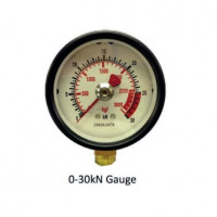 Hydrajaws Medium Duty Analogue Gauge 30kN (MDG030)