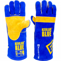 ELLIOTTS KEVLAR BLUE Welding Glove (300RKB)