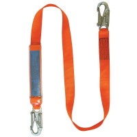 SPANSET ERGO Single Lanyards with Snap Hooks 1.8m