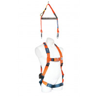 SpanSet 1100 Confined Space Safety Harness + Spreader Bar