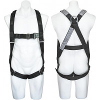 Spanset 1100 ERGO HotWorks Fully Body Height Safety Harness Hot Works