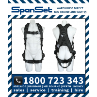 Spanset 1100 StageWorks Premium ERGO Full Body Entertainment Industry Height Safety Harness Stage Works