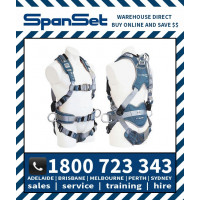Spanset 1107 Ergo iPLUS Full Body Height Safety Harness