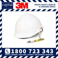 Hard Hat Coil Tether (100 Pack)