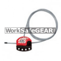 15' Cable Lockout (LO M S806CBL15 WSG)