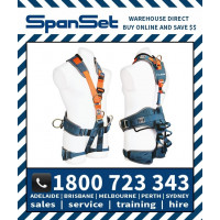 Spanset 1800 ERGO Full Body Height Safety Harness