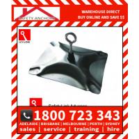 SafetyLink Advance SurfaceLink Roof Anchor with Rivets (ASURFL001)