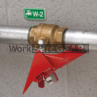1_4 Turn Ball Valve Lockout (LO M S3477 WSG)
