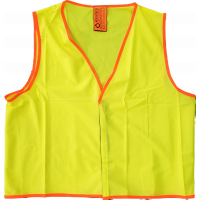 Medium Day Yellow Fluro Safety vest